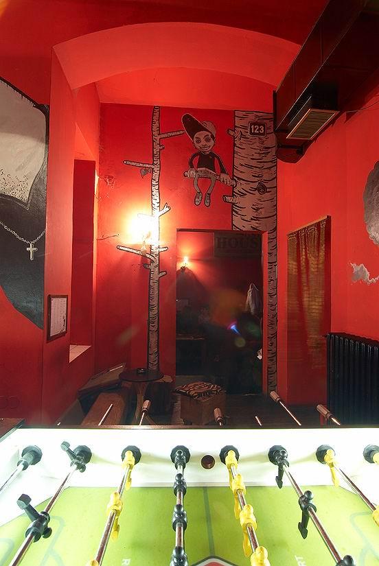 SHADOW咖啡馆室内设计