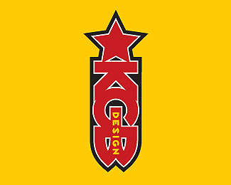 KGB 标志设计