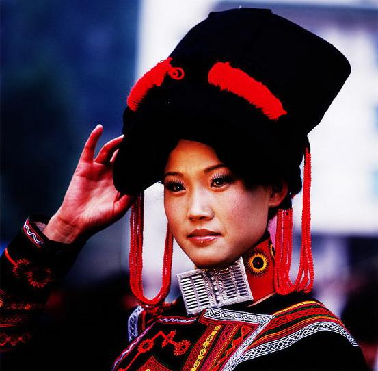 旅游摄影-彝族风情