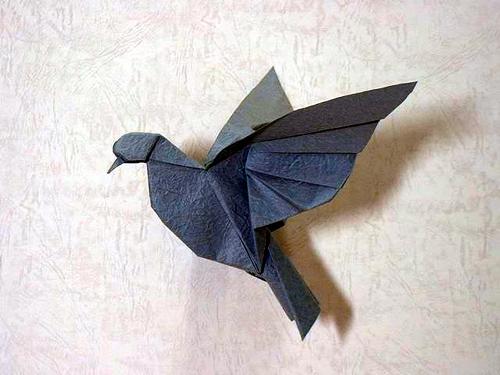 让人叹为观止的折纸艺术