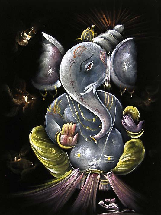 印度佛教图案元素欣赏