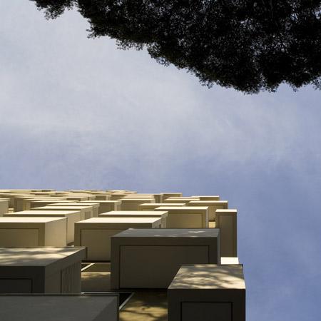 巴西Brascan办公双塔大厦,建筑设计