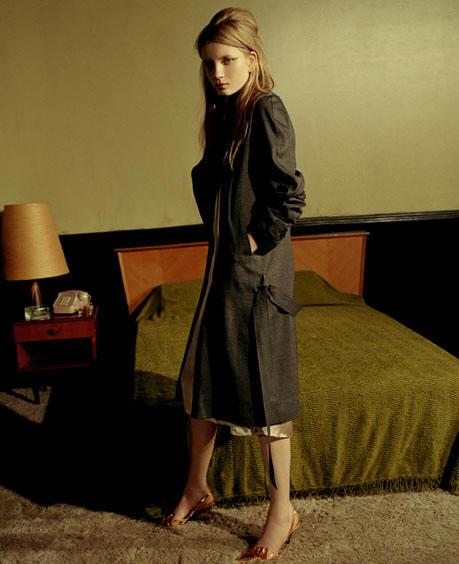 Jacques Olivar时尚人物摄影欣赏
